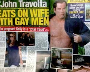 """Travolta: capodanno tra """"amici"""""""