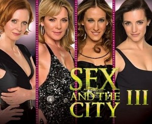 Carrie vuole Sex And The City 3