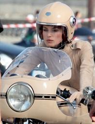Keira Knightley per Chanel