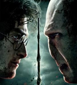 Harry Potter e i doni della morte 2, la locandina