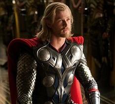 Thor: la prima scena