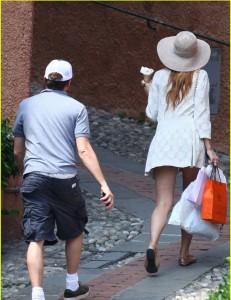 Leo e Blake: che coppia!