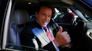 Schwarzenegger: sempre peggio!