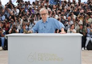 Allen e Banderas a Cannes