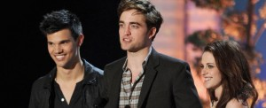 Gli Mtv Movie Awards premiano Pattinson & c.