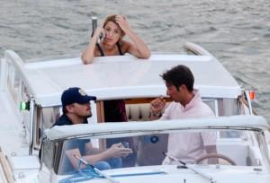 Leo e Blake, amore a Venezia