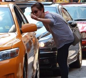 Emma Watson a New York