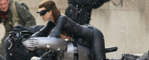 Anne Hathaway: ecco Catwoman