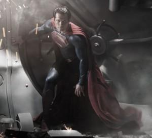 Il nuovo Superman, prima immagine