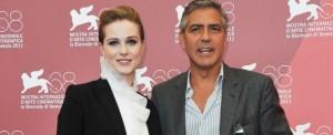 Venezia giorno 1: George Clooney superstar