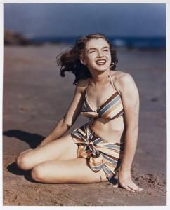 Marilyn inedita a 19 anni