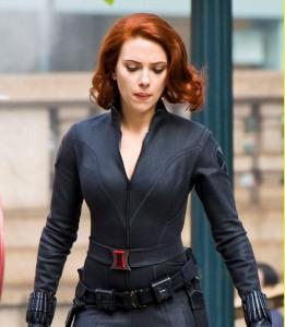 Scarlett di nuovo Vedova Nera