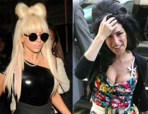 Lady Gaga nei panni di Amy Winehouse?