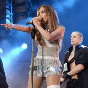 Nuovo flirt per J.Lo