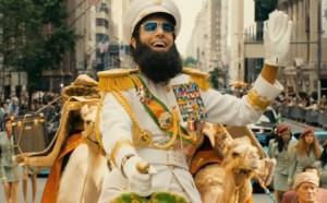 The Dictator: il trailer