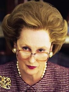 The Iron Lady: la parola a Meryl Streep