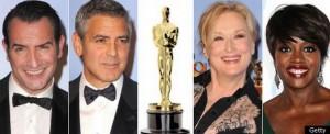 Oscar 2012, le nomination