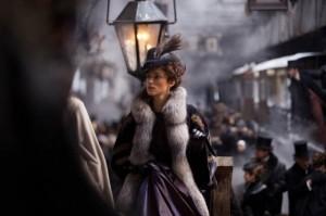 Keira Knightley è Anna Karenina