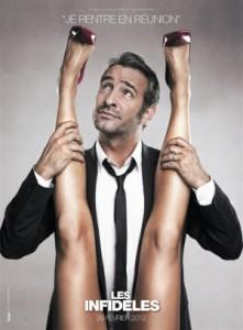 Jean Dujardin rischia l'Oscar per un cartellone