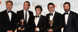 Bafta: stravince The Artist