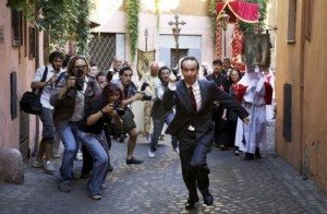 A Supercinema prime scene di Bengni in To Rome with Love