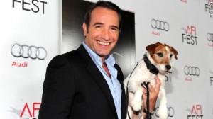 Jean Dujardin e il cane Uggie nuovi volti pubblicitari