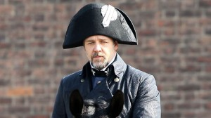 Les Misérables: ecco Russell Crowe