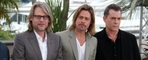 Brad Pitt sbarca sulla croisette solo soletto