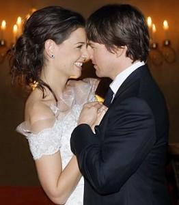 Al capolinea il matrimonio tra Tom Cruise e Katie Holmes