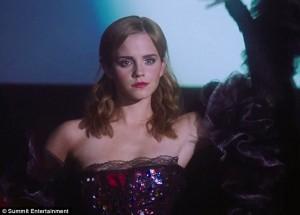 Emma Watson adolescente irrequieta