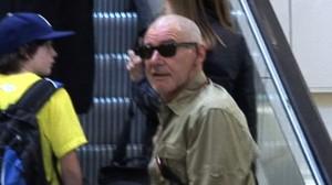 Harrison Ford si è rasato