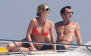 Una love boat per Jennifer e Justin