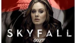 Adele canta Skyfall per 007: ascoltatela