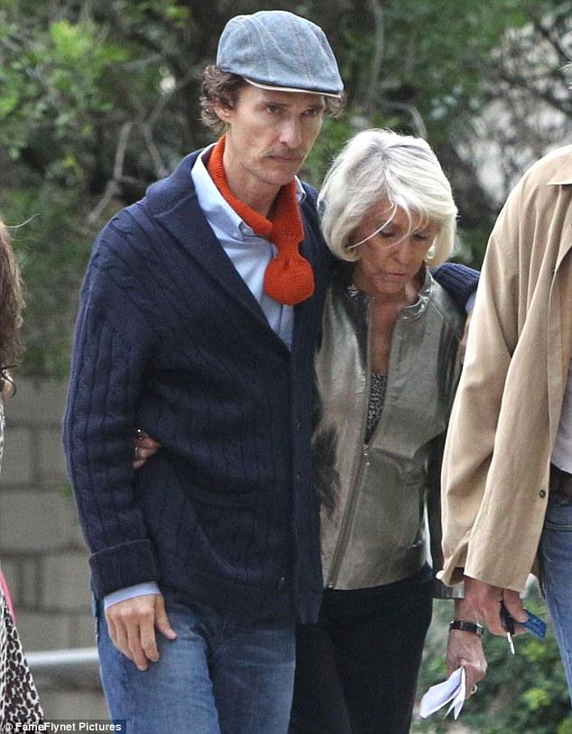 Matthew McConaughey - Reduced to Skin & Bones