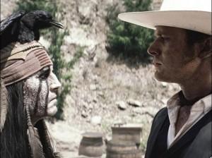 The Lone Ranger, il primo trailer