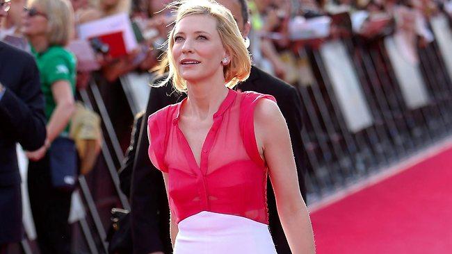 Kate Blanchett
