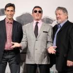 Alessandro Camon, Sylvester Stallone e Walter Hill