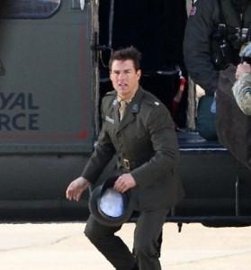 Tom Cruise blocca Trafalgar Square