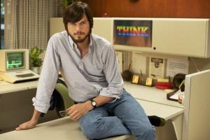 Prima foto ufficiale per Ashton Kutcher nei panni di Steve Jobs