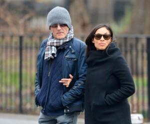 Rosario Dawson e Danny Boyle sfidano il freddo londinese