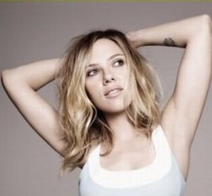 Scarlett Johansson mozzafiato