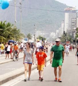 Vacanze brasiliane per Harrison Ford