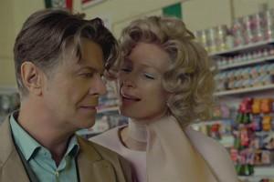 Tilda Swinton nel nuovo video di David Bowie