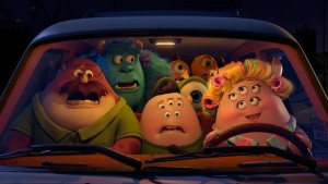 Un nuovo trailer per Monsters University