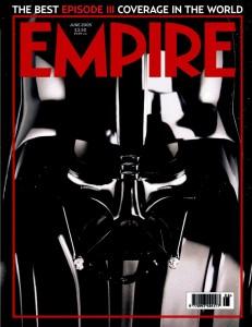 Empire Magazine e la cover che respira!