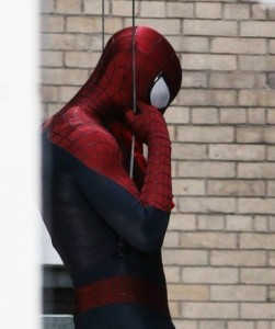 The Amazin Spider-Man 2: le prime foto dal set
