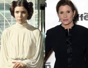 Star Wars – Episodio VII: anche Carrie Fisher ci sarà!