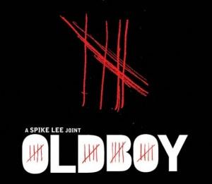 Un teaser poster per il remake di Oldboy diretto da Spike Lee