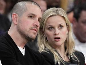 Reese Witherspoon e il marito Jim Toth arrestati