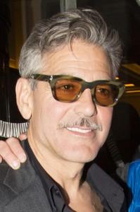Una notte da leoni per George Clooney